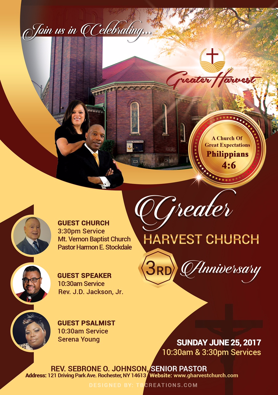 Harvest time bible study